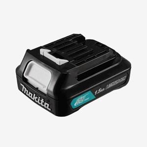 Bateria Recarregável de Íons de Lítio 1.5Ah 12V BL1016 Makita