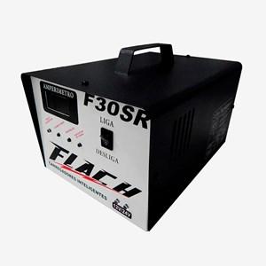Carregador de Bateria Flach F30-12/24 SR 12V e 24V Bivolt