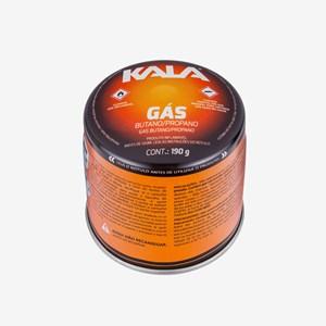 Cartucho de Gás Propano/Butano 190g Kala