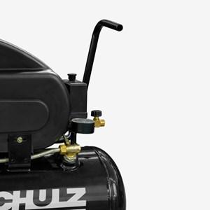 Compressor De Ar CSI 8,5 Pés 25 Litros Monofásico 110/220V Schulz
