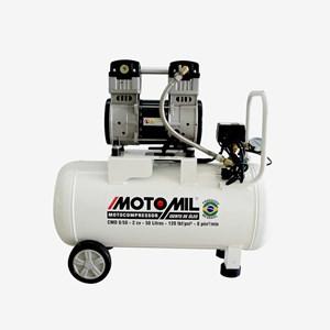 Compressor de Ar Odontológico 8PCM CMO-8/50 220V Motomil