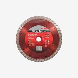 Disco de Corte Diamantado Turbo 230mm 731839 MTX