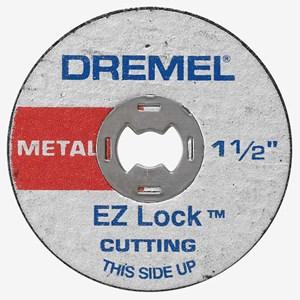 Disco de Corte para Metal 1.1/2'' 5 Unidades EZ-456 Dremel