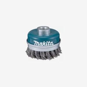 Escova de Aço Tipo Copo Fio Trançado M14 60MM D-55164 Makita