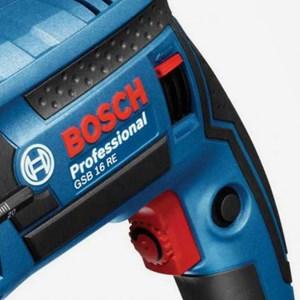 Furadeira de Impacto 750W GSB16 RE 110/220V Bosch