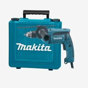 Furadeira de Impacto 760W 5/8'' HP1640K Makita 110/220V C/ Maleta