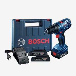Furadeira/Parafusadeira À Bateria 14V GSR 140-LI Bosch Bivolt