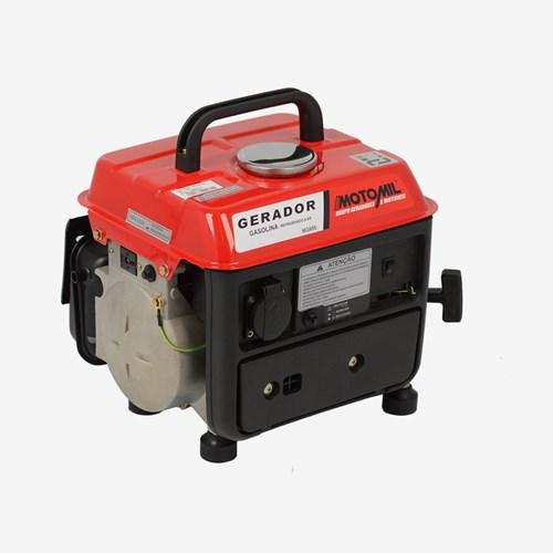 Gerador de Energia à Gasolina 800W 110/220V MG 950 Motomil