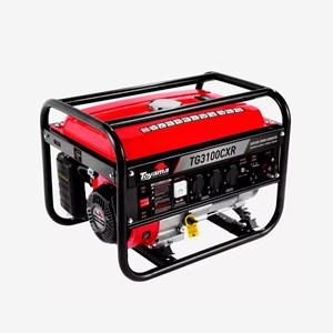 Gerador De Energia À Gasolina Tg3100cxr 3.1Kva Bivolt Toyama