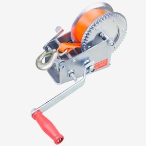 Guincho Manual Carretilha 1350 Kg Com Fita Nylon 603256 Lee Tools