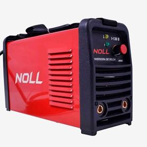 Inversora de Solda 130 Amperes I-130B Bivolt Noll