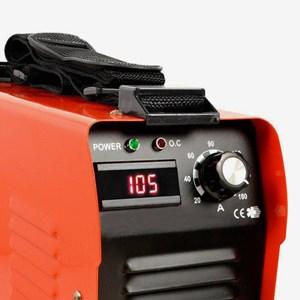 Inversora de Solda 160A Bivolt com Display Digital TWI-180 Terra