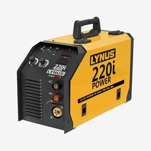 Inversora De Solda 200A Mig Mag Lis-220i Power 220V Lynus