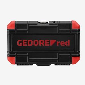 """Jogo de Soquete 1/2"""" Torx Gedore RED R68003016 E10-T70 16 Peças"""