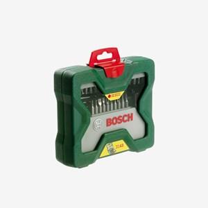 Kit Brocas e Pontas X-Line 43 Peças Bosch