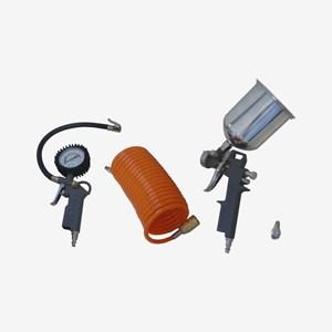 Kit de Acessórios Para Motocompressor 4 Peças Lynus