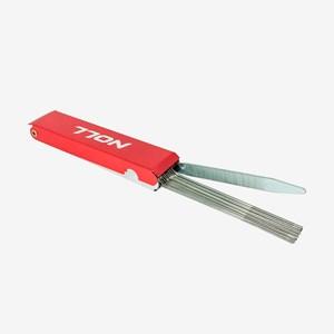 Limpador de Bicos para Maçarico 100mm com 13 Agulhas Noll 3400001