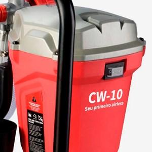 Máquina de Pintura Airless 1L/min 650W Wimpel CW 10