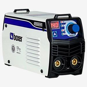Máquina De Solda Inversora Touch 145 Mma Tig 140a 220V Boxer