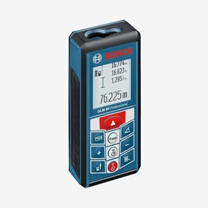 Medidor de Distância a Laser 80 Metros GLM 80 Bosch