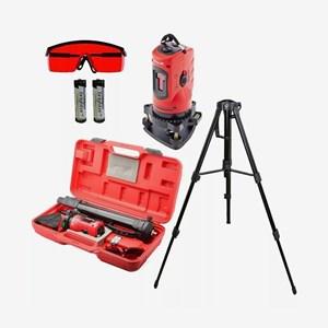 Nível à Laser Auto Nivelamento Com Tripé e Maleta 350339 Mtx