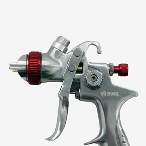 Pistola de Pintura de Gravidade Bico 1,4MM V8 HVLP14