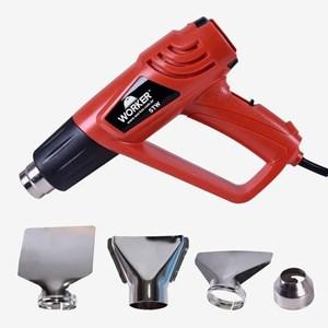 Soprador Térmico 1500W com Acessórios 110/220V Worker